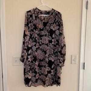 Long Sleeve LOFT Dress